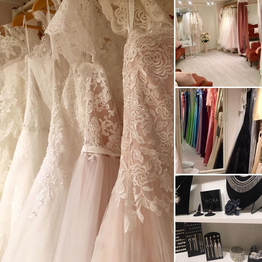 2733009c317c Bröllopsklänningar, Brudklänningar, Festkläder - HögtidsHuset
